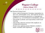 wagner college staten island ny