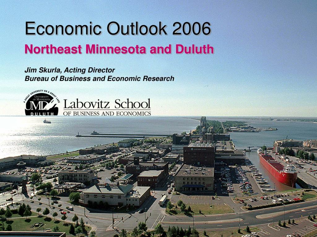 Economic Outlook 2006
