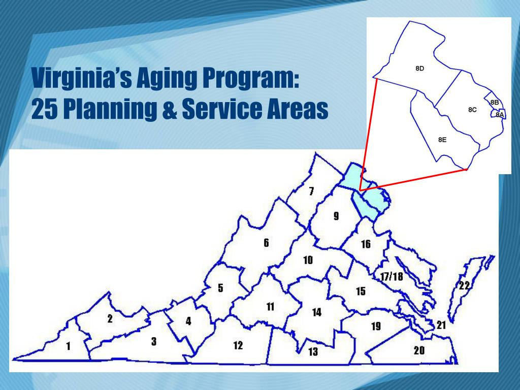 Virginia's Aging Program:
