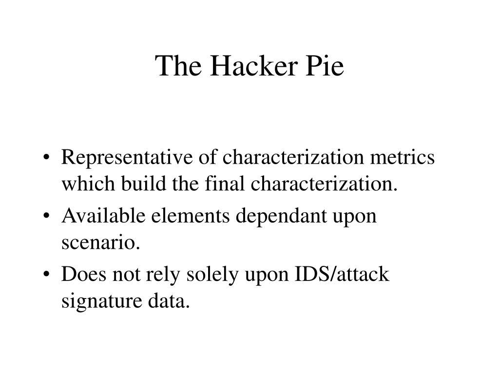 The Hacker Pie