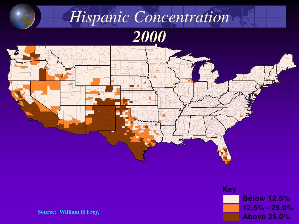 Hispanic Concentration