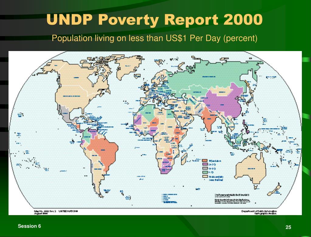 UNDP Poverty Report 2000