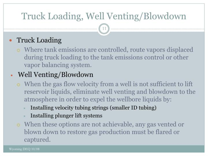 Truck Loading,