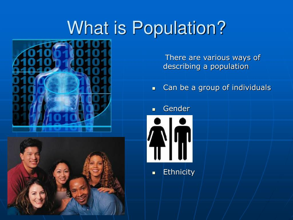 What is Population?