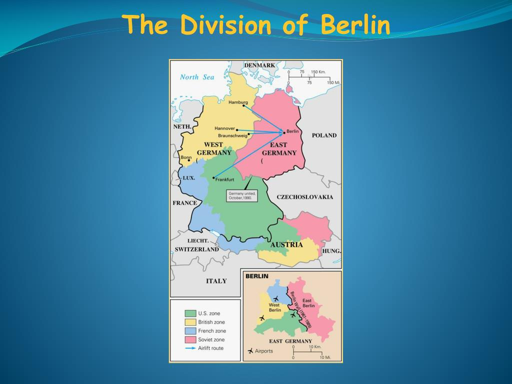 The Division of Berlin