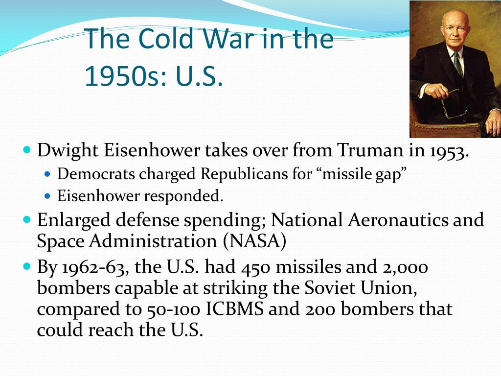 The Cold War in the