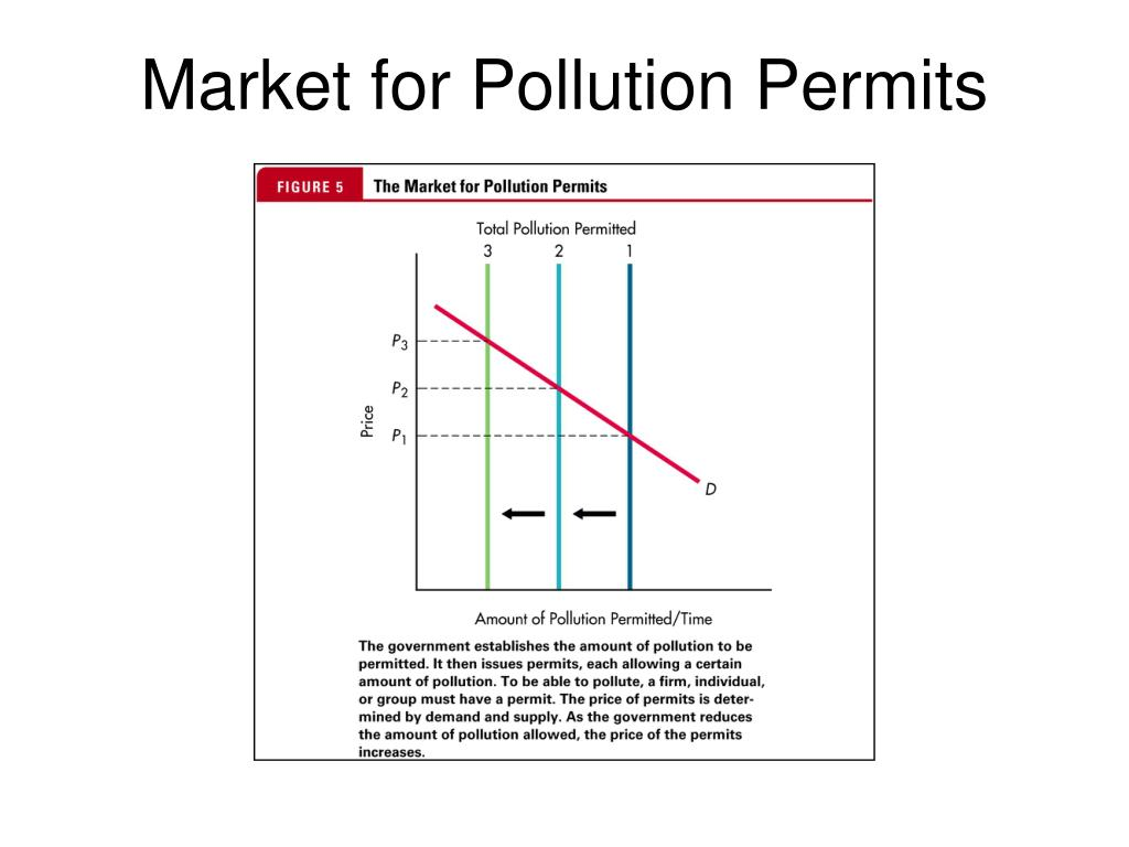 Market for Pollution Permits