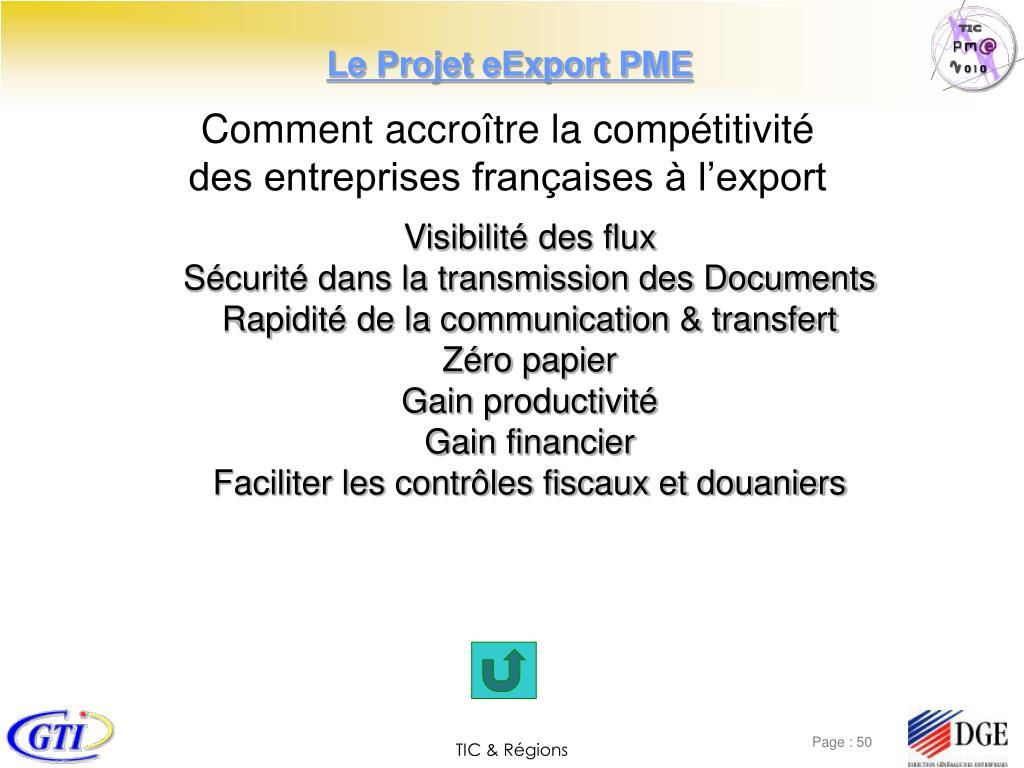 Comment accroître la compétitivité des entreprises françaises à l'export