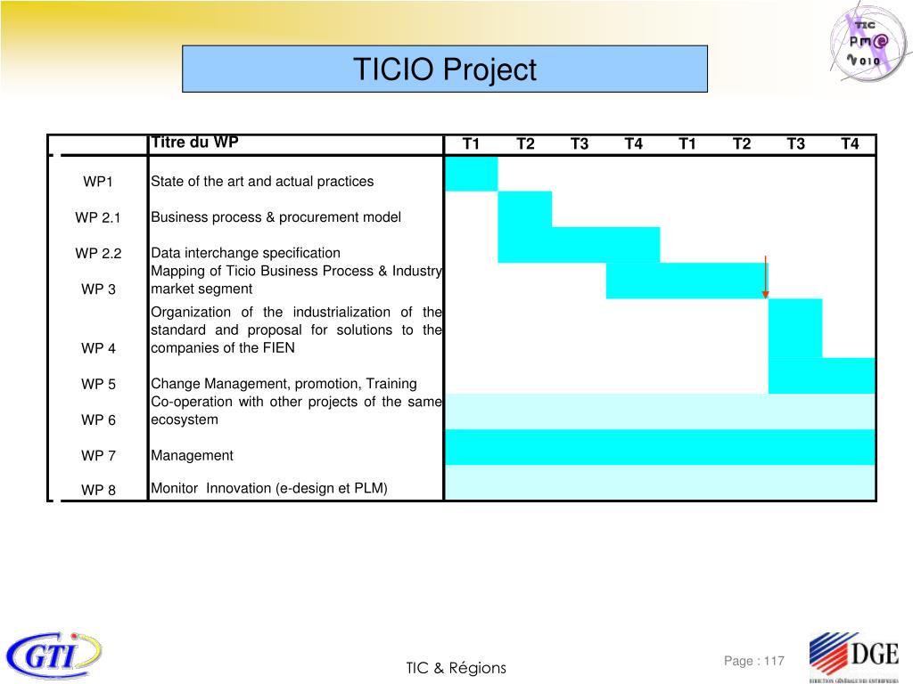 TICIO Project