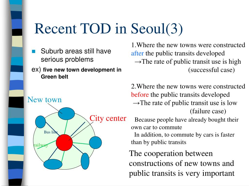 Recent TOD in Seoul(3)