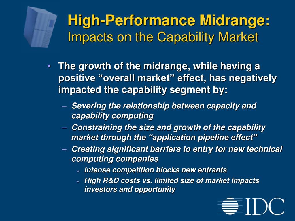 High-Performance Midrange: