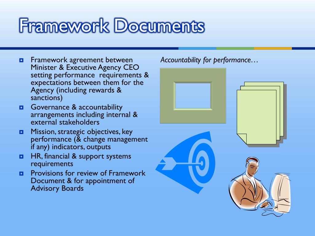 Framework Documents