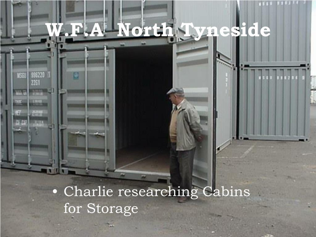 W.F.A  North Tyneside