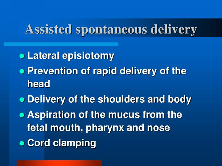 normal spontaneous delivery Looking for online definition of spontaneous labor in the medical dictionary spontaneous labor explanation free premature labor expulsion of a viable infant before the normal end of gestation spontaneous delivery spontaneous evolution spontaneous fracture.