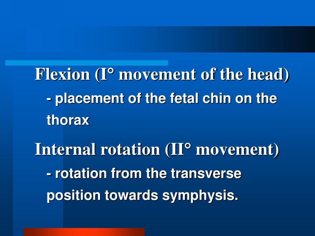 Flexion (I