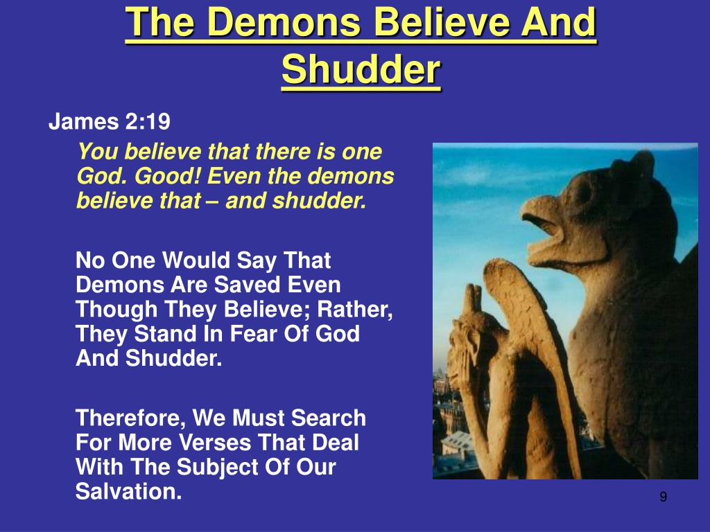 The Demons Believe And Shudder