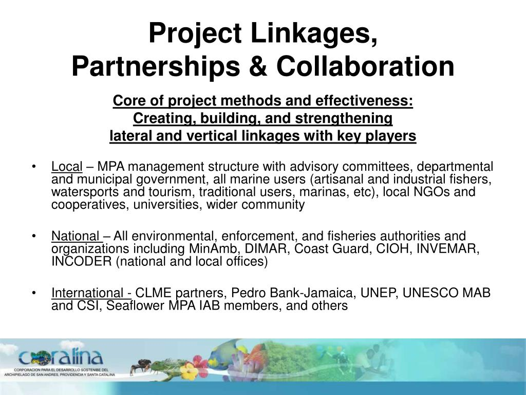 Project Linkages,