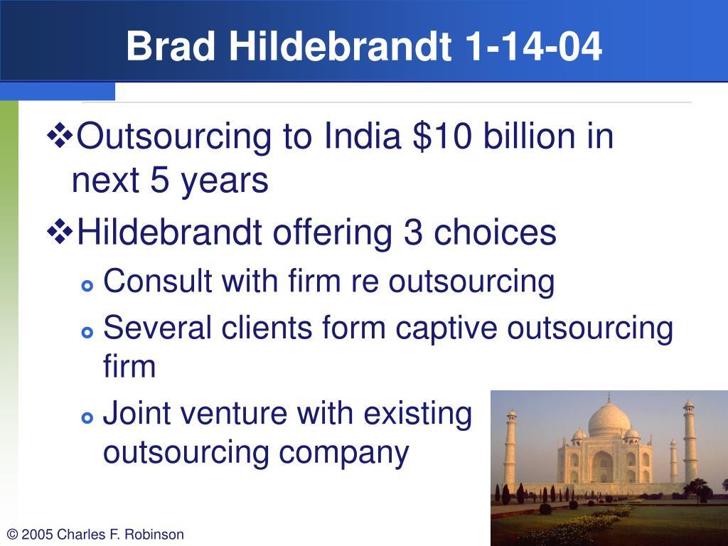 Brad Hildebrandt 1-14-04