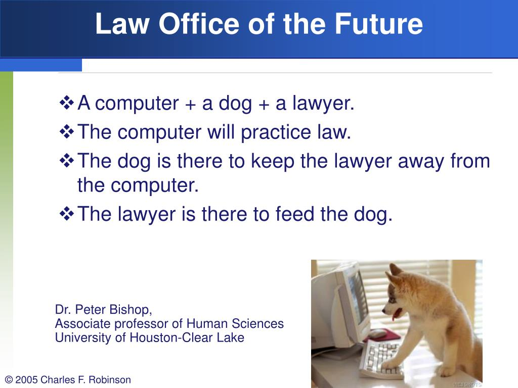 Law Office of the Future