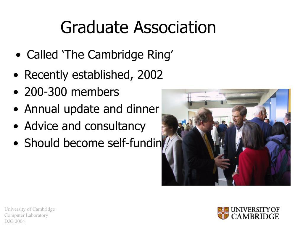 Graduate Association