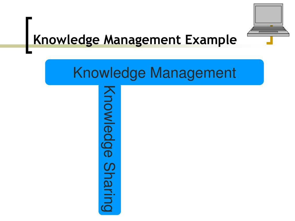 Knowledge Management Example