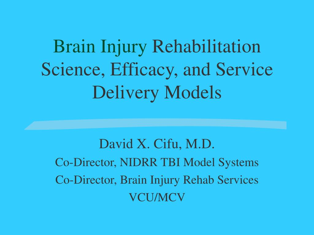 Effects of Traumatic Brain Injury