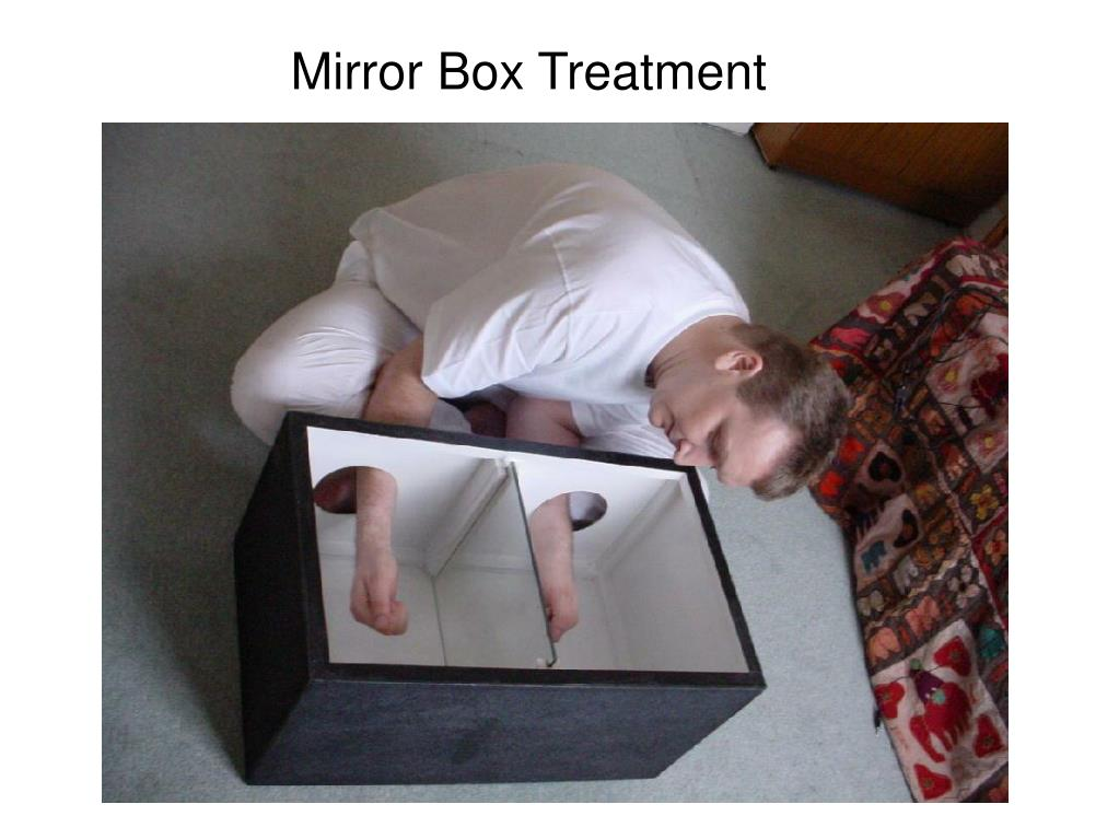 Mirror Box Treatment