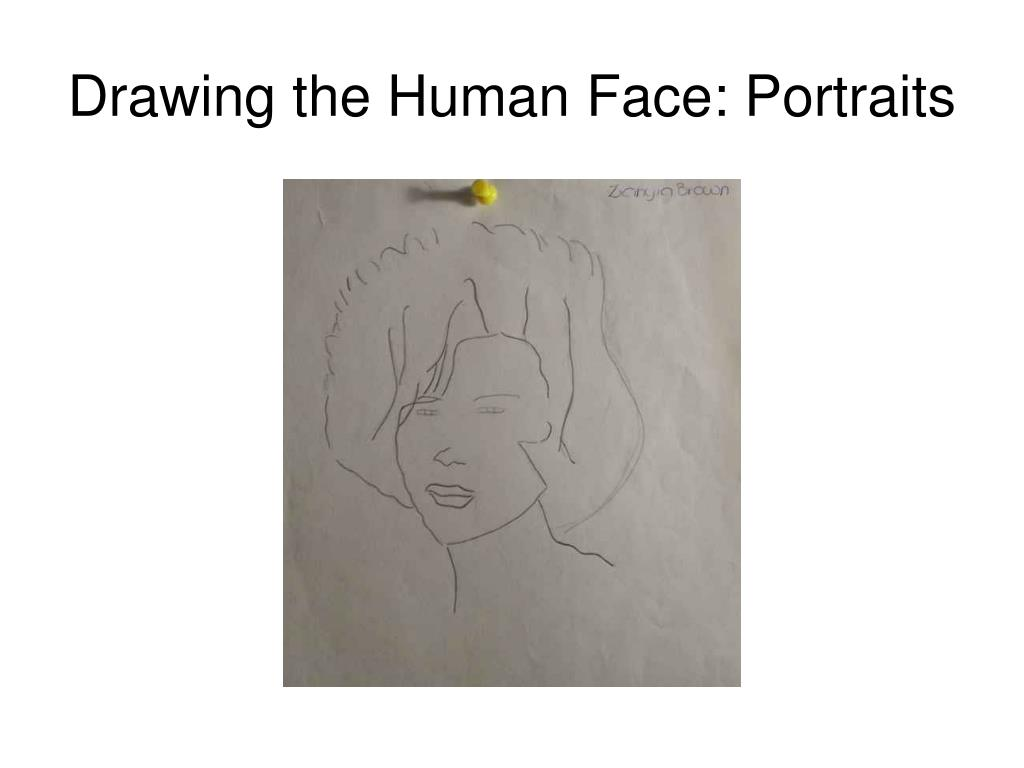 Drawing the Human Face: Portraits