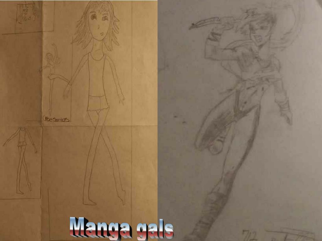 Manga gals