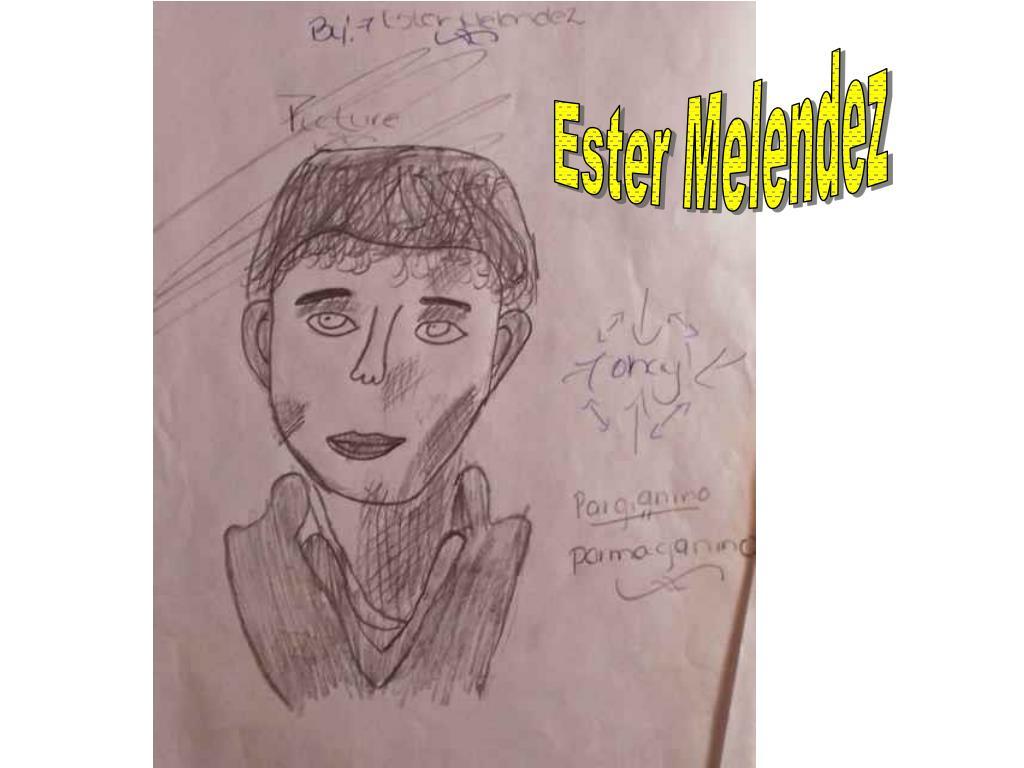 Ester Melendez