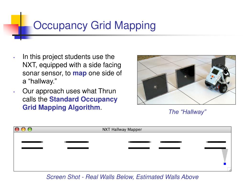 Occupancy Grid Mapping