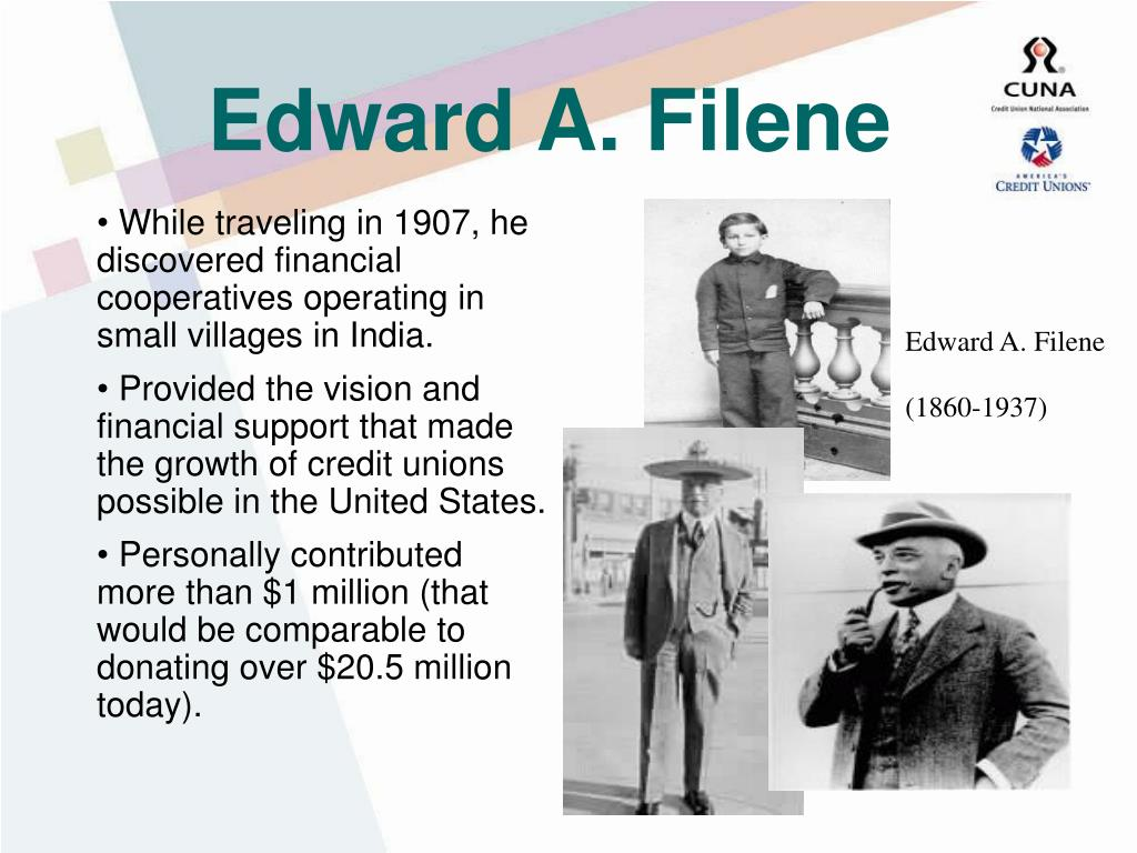 Edward A. Filene
