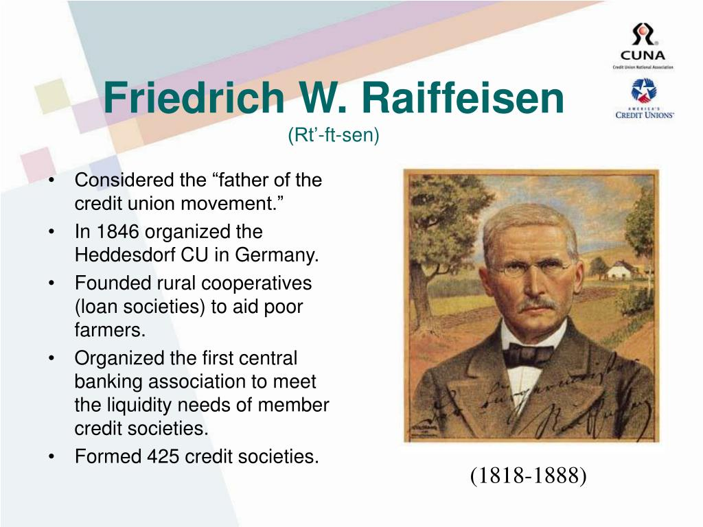 Friedrich W. Raiffeisen