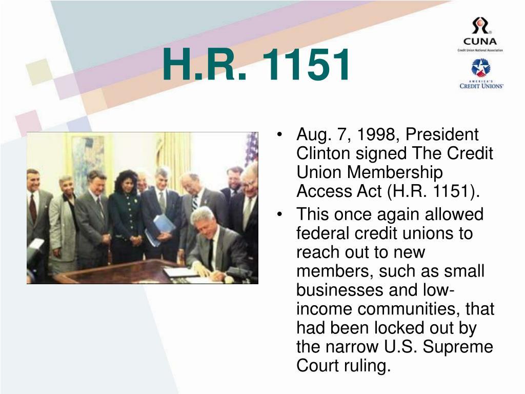 H.R. 1151