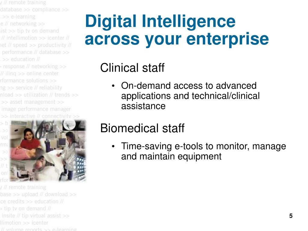 Digital Intelligence across your enterprise