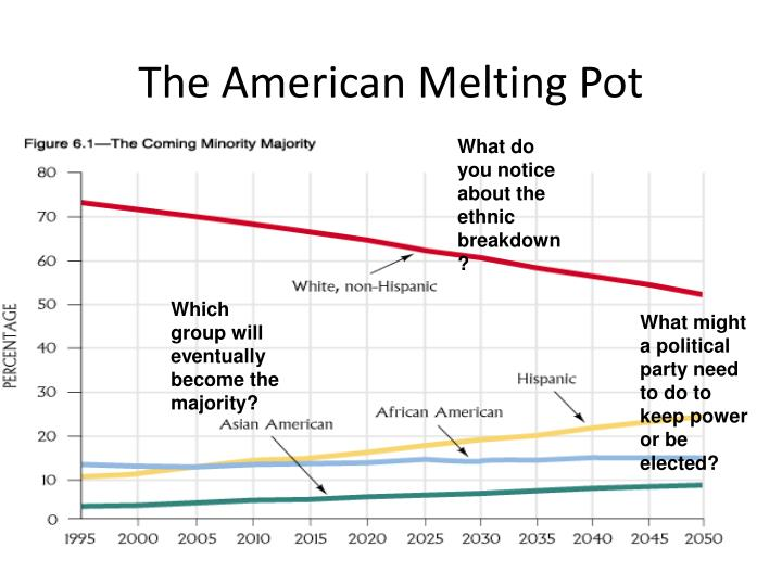 The American Melting Pot