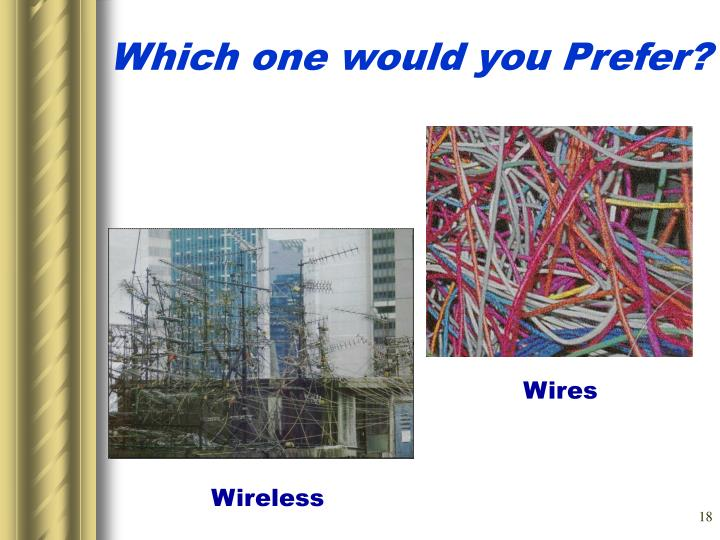 Which one would you Prefer?