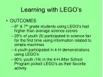 learning with lego s12