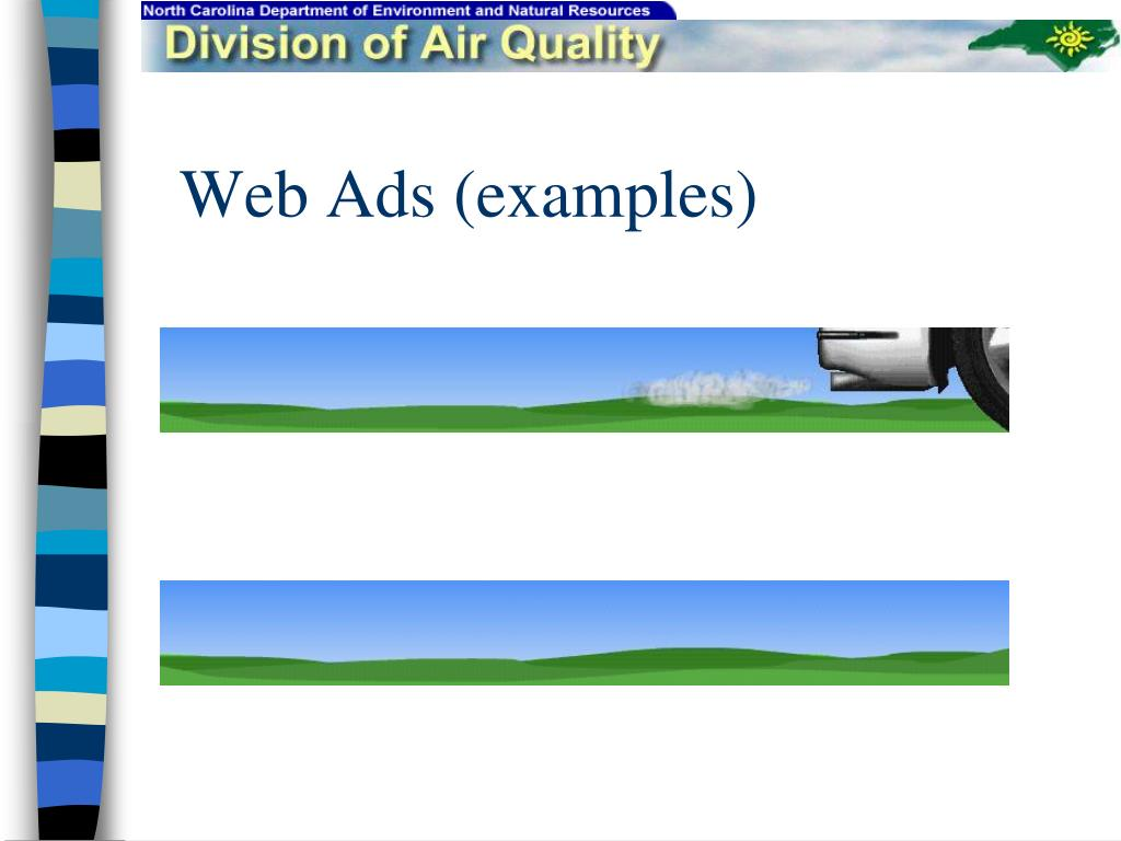 Web Ads (examples)