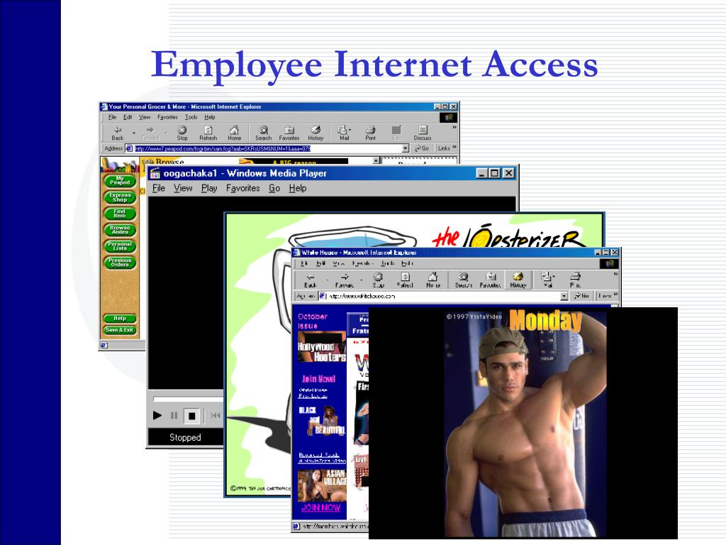 Employee Internet Access