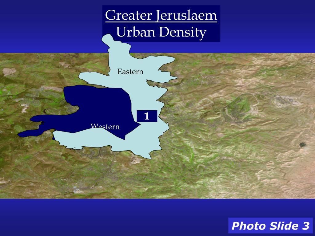 Greater Jeruslaem
