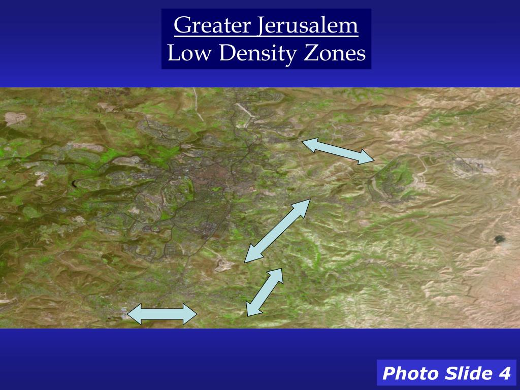 Greater Jerusalem