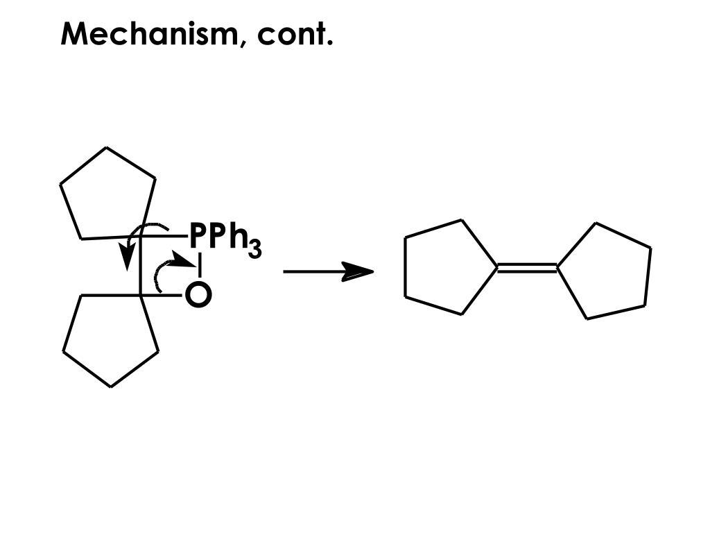 Mechanism, cont.