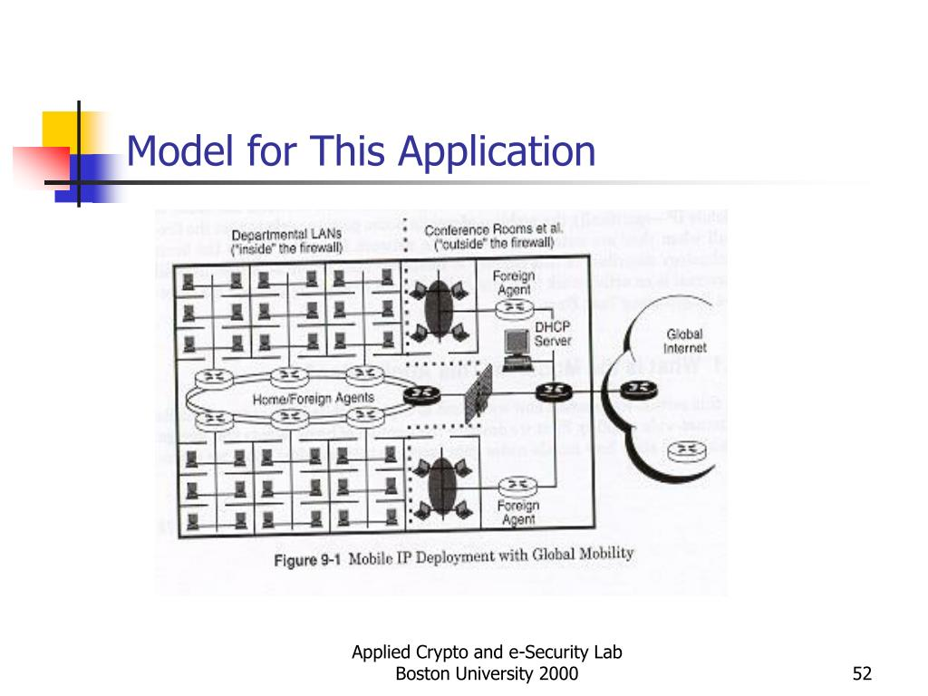 Model for This Application