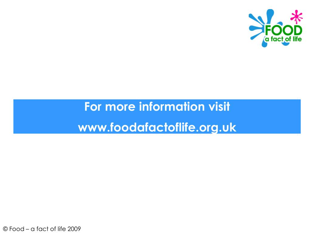 For more information visit