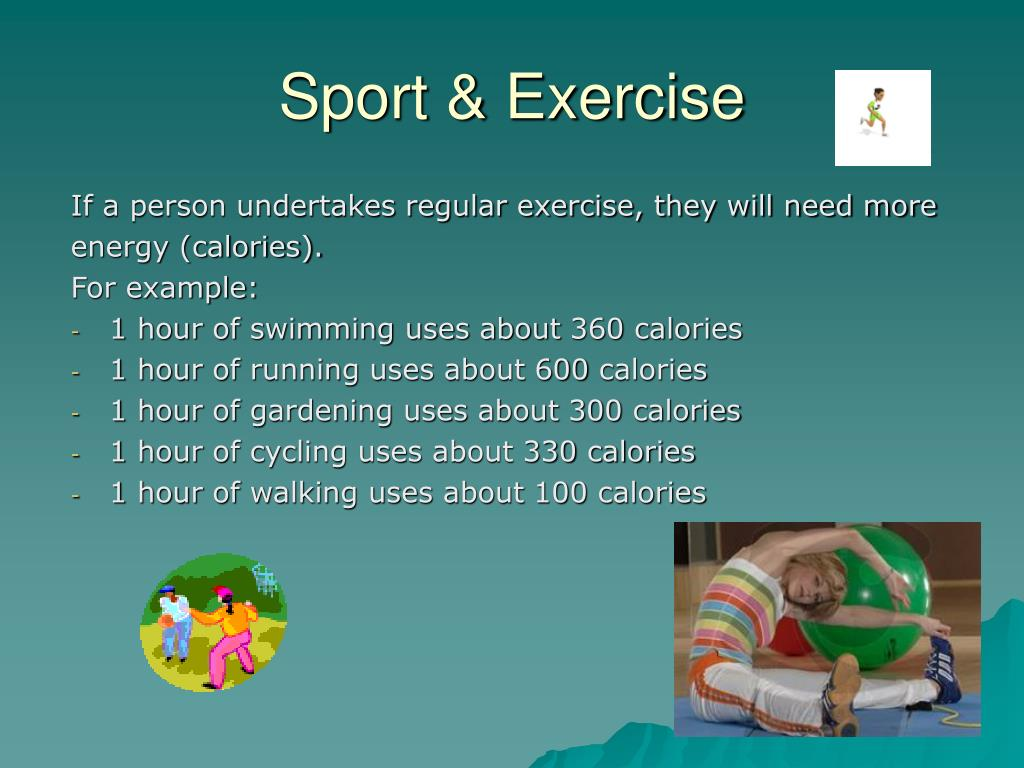 Sport & Exercise