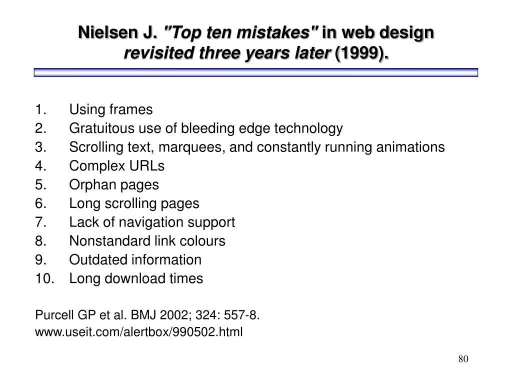 Nielsen J.