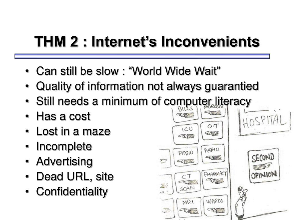 THM 2 : Internet's