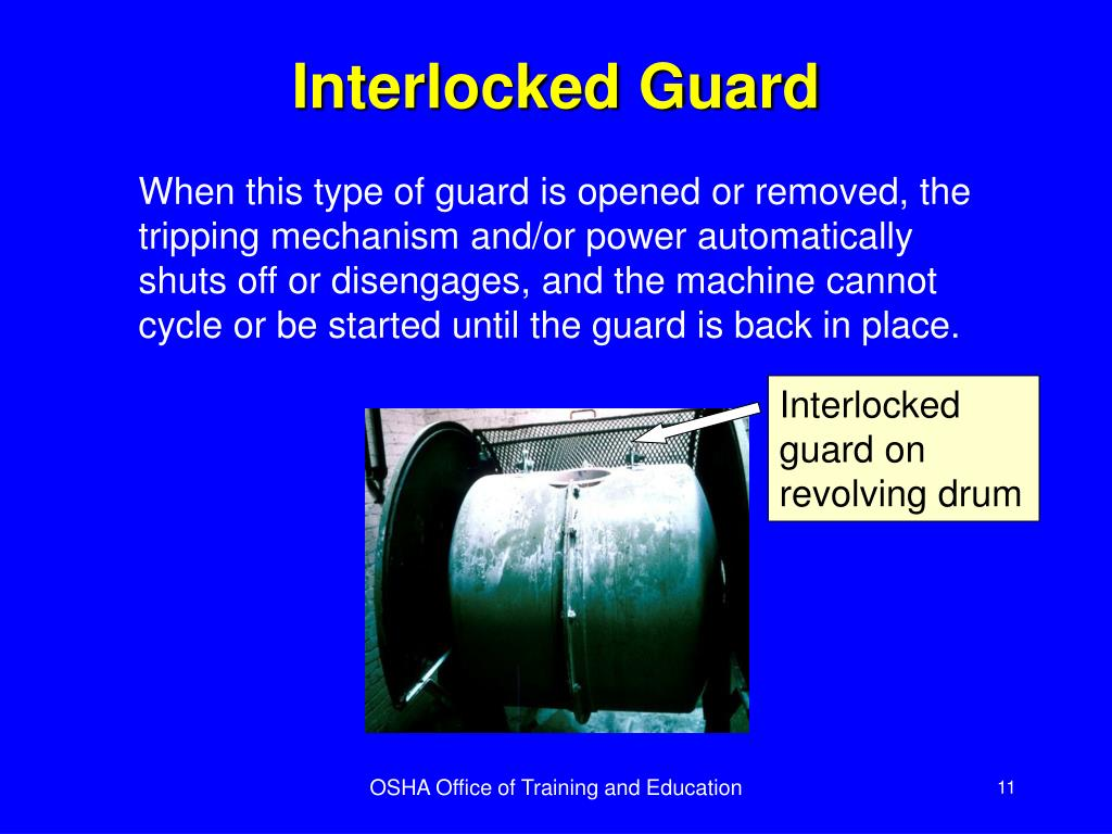 Interlocked Guard