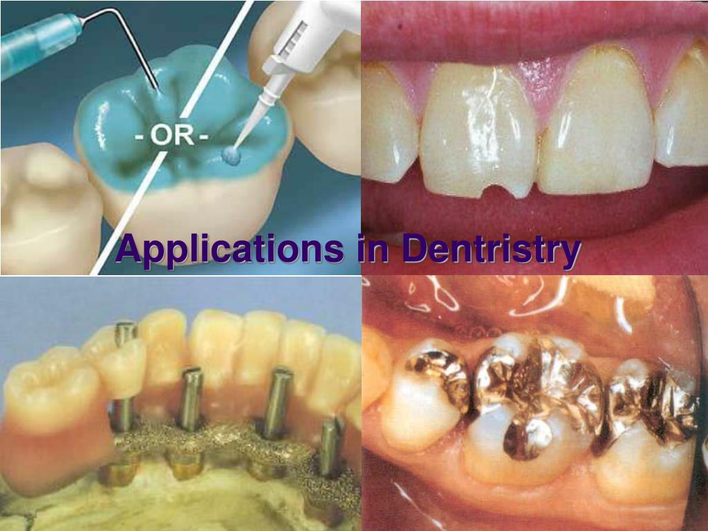 Applications in Dentristry